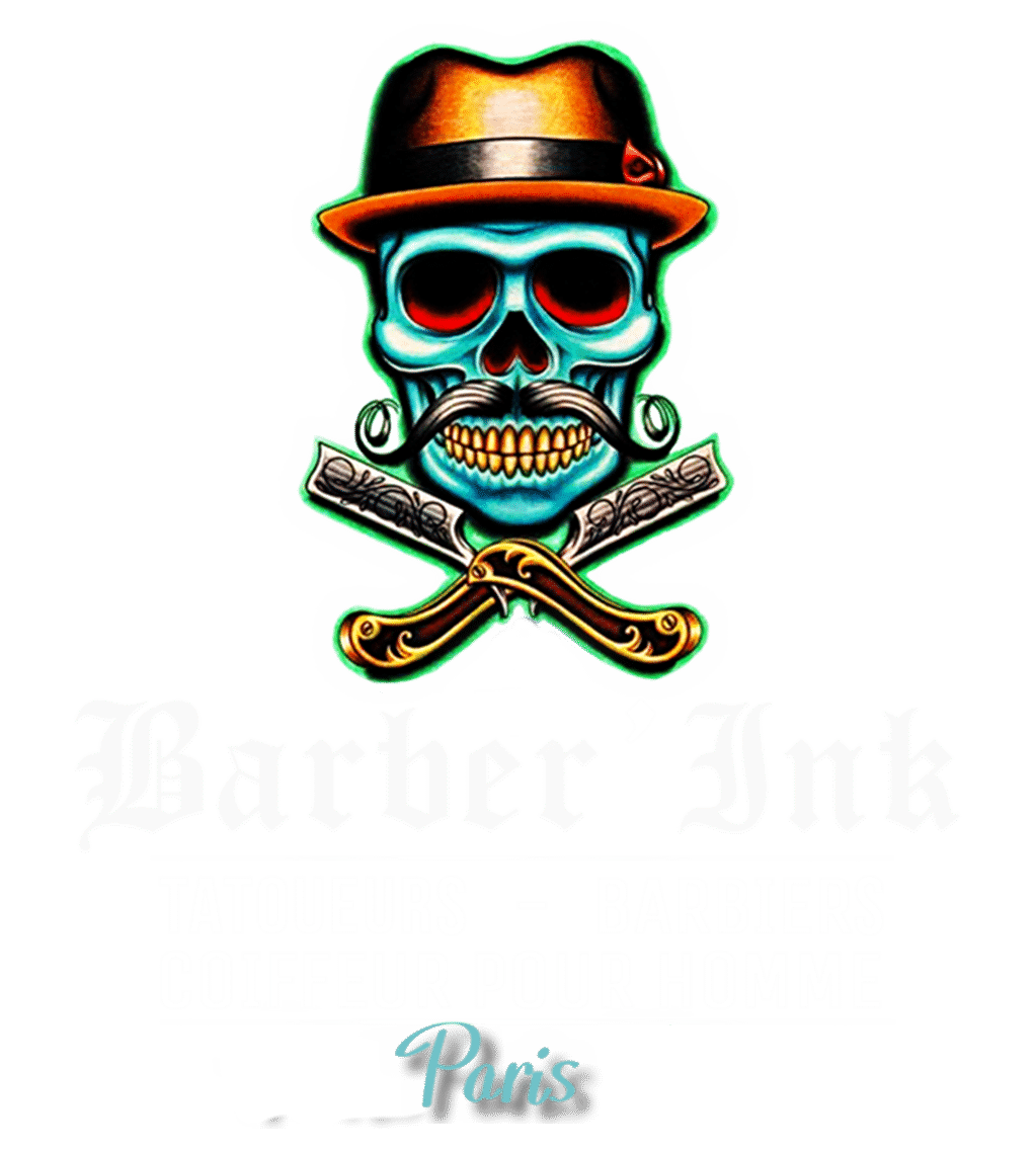 Barber Ink Logo